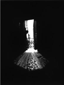 Couloir Vieux Montréal