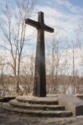 Croix de l'ile de la Visitation